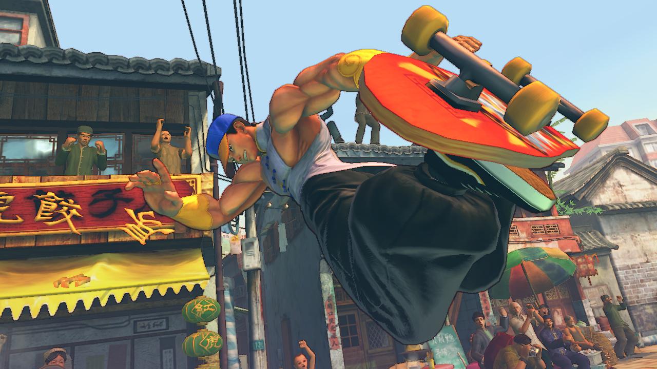 Foto de Super Street Fighter IV Arcade Edition [Abril 2011] (15/16)