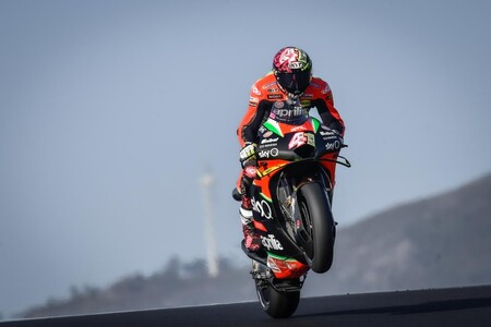 Aleix Espargaro Portugal Motogp 2020