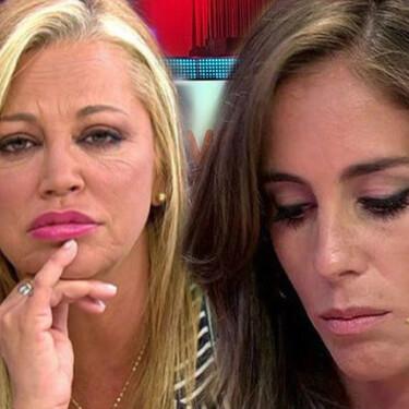 El gran error de Anabel Pantoja: saca a la luz el tema tabú de Telecinco y Belén Esteban explota contra ella