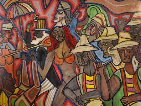 El Museo del Carnaval, en Montevideo