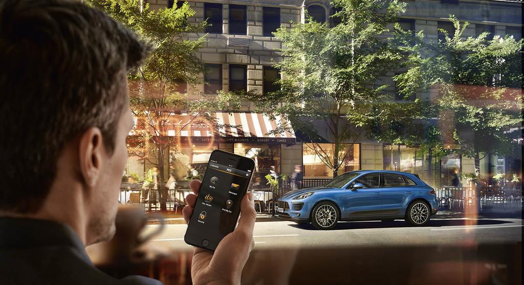 usar coche sin aplicación móvil app
