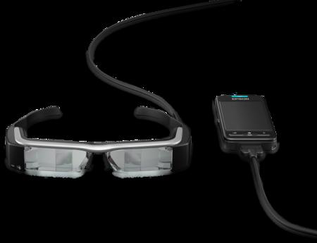 La realidad aumentada será protagonista en los Premios Xataka 2014 con las gafas Moverio de Epson