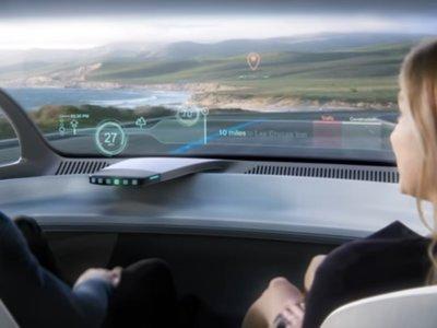 Ford invierte 1.000 millones de dólares en el cerebro de su próximo coche autónomo