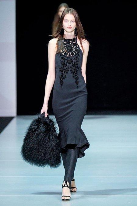 Emporio Armani vestido