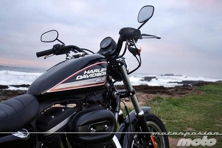 """Motorpasión a dos ruedas: de la HD Sportster 883 R a Niall """"El Travestido"""" Mackenzie o la goma radial"""