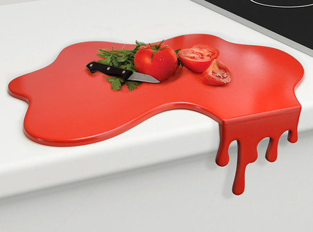 Splash Chopping Board Xl