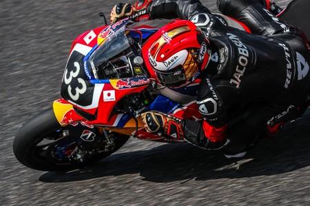 Patrick Jacobsen Team Hrc 8 Horas Suzuka 2018