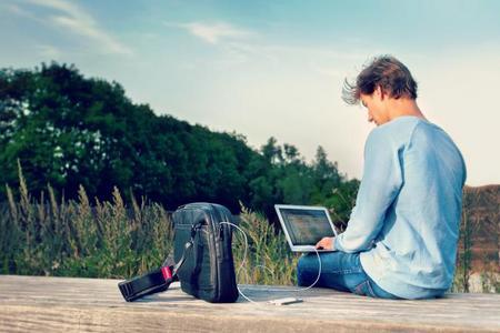 Phorce Pro: La bolsa inteligente para nuestros gadgets