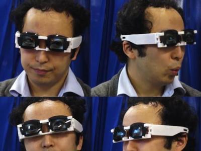 AgencyGlass: si hay que fingir, con gafas es más fácil (y espeluznante)