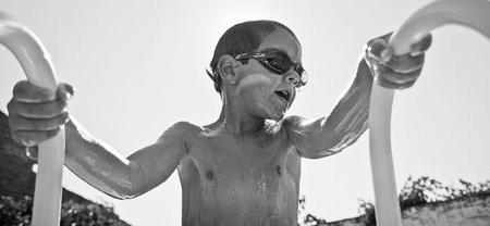 """Anatomía de una foto: """"The Swimmer"""" por Fernando Rodríguez"""