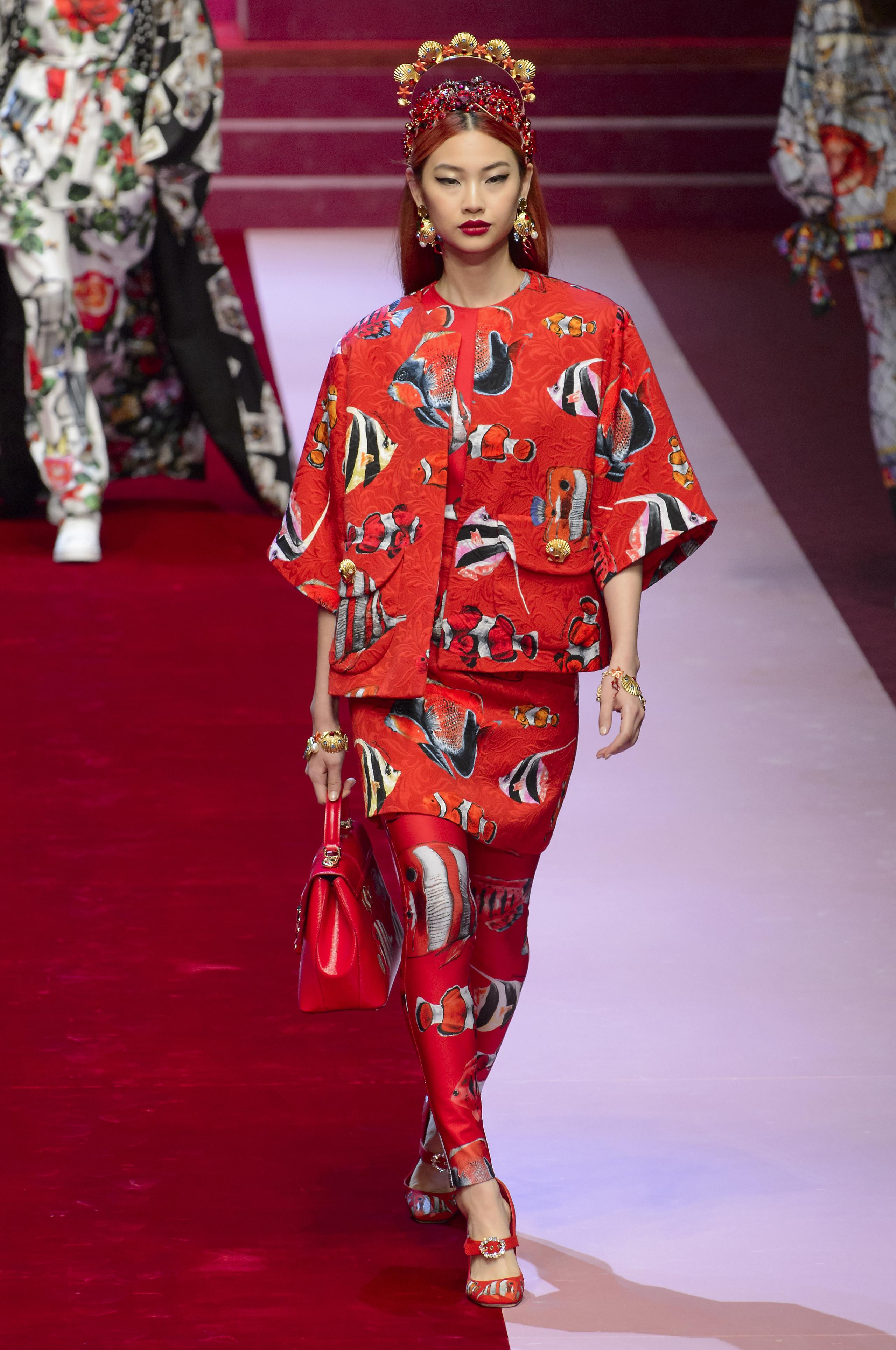 Foto de Dolce&Gabbana Primavera/Verano 2018 (61/106)