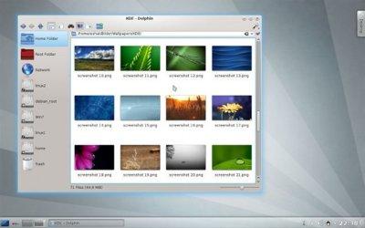 KDE 4.8.0 ya está aquí con administración de energía mejorada