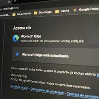 Microsoft actualiza Edge en la versión estable para todos los usuarios: llegan los grupos de pestañas, modo PiP y más