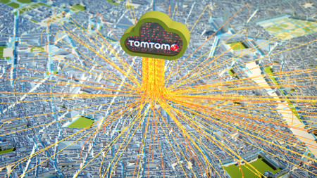 TomTom On-Street Parking, una ayuda importante para encontrar plaza de aparcamiento en la calle
