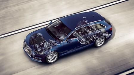Audi A4 g-tron 181002