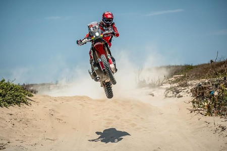 Daniel Nosiglia Dakar 2019