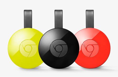 Nuevo Chromecast: nuevo diseño y más posibilidades por el mismo precio