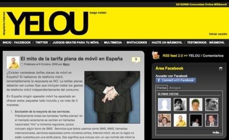 Yelou, la comunidad online de MÁSMóvil