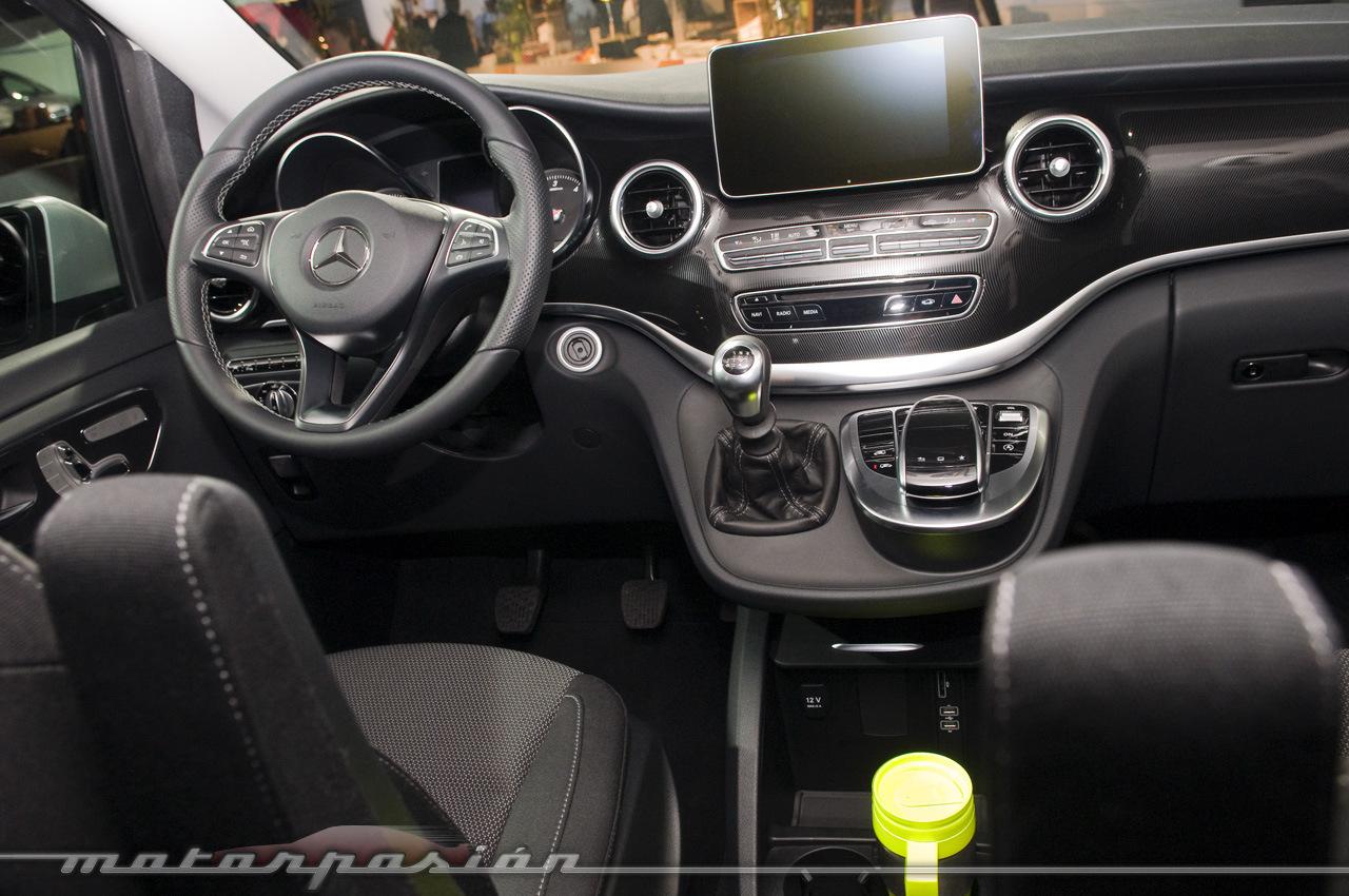 Foto de Mercedes-Benz Clase V (presentación) (5/40)