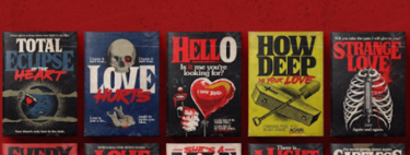 Esta cuenta de Instagram convierte canciones de los 80 en portadas de novelas de terror