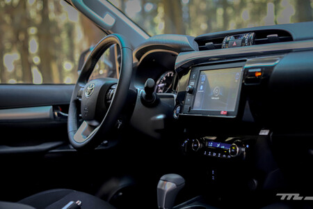 Toyota Hilux 2021 Opiniones Prueba Precio Mexico59