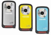 Toshiba Camileo BW10, nueva compacta sumergible para este verano
