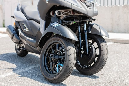 Yamaha Tricity 300 2020 Prueba 026