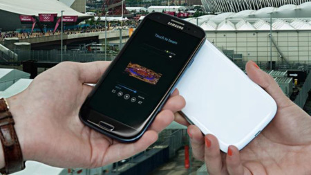 Samsung filtra imágenes de un futuro Samsung Galaxy SIII color negro