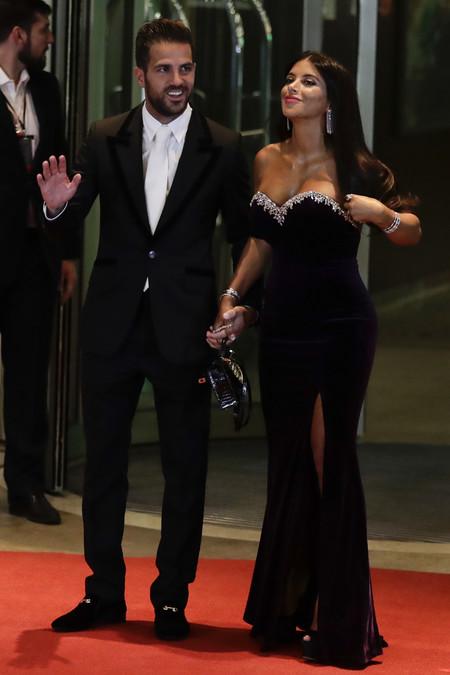 Cesc Fabregas Y Daniella Semaan