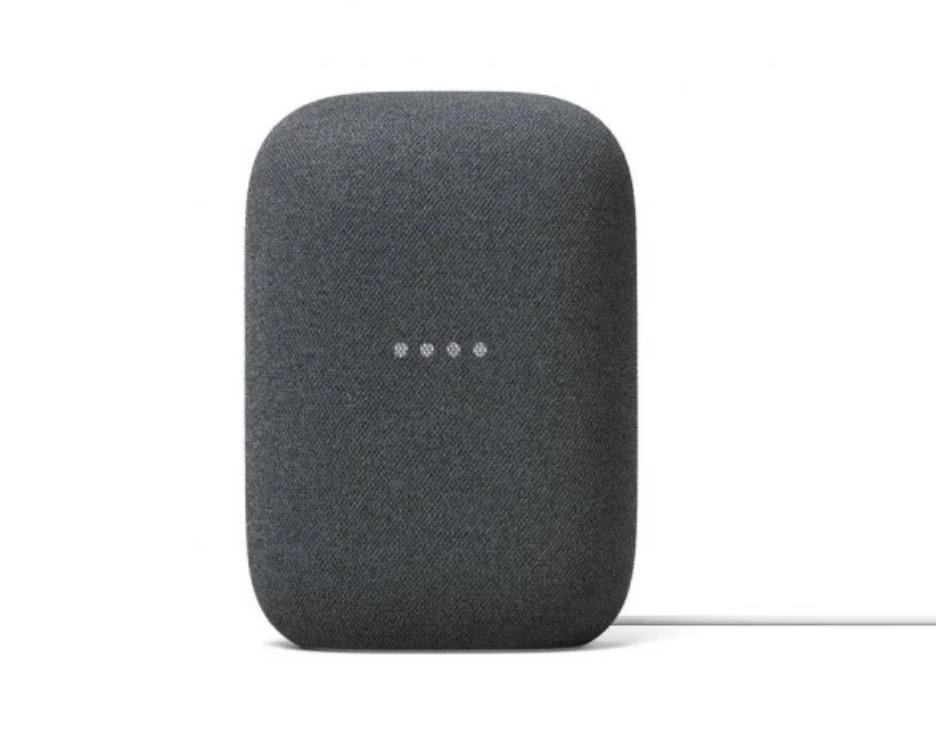 Google Nest Audio Altavoz Inteligente (Carbón)