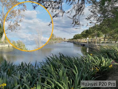 Huawei P20 Pro HDR