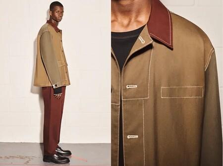 Contraste Tonal La Propuesta De Zara Para Dinamizar El Look En Negro Que Llevamos En Oton