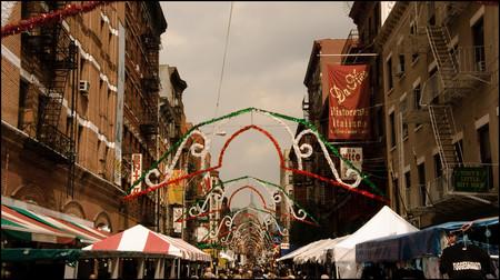 Un trocito de Italia en Nueva York: las fiestas de San Genaro en Little Italy