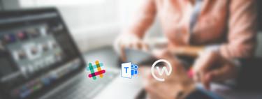 Slack vs Microsoft Teams vs Facebook Workplace, ¿quién ganará la batalla de la gestión de equipos?