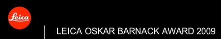 Leica Oskar Barnack Award 2009