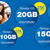Más baratas y con más gigas, así son las nuevas tarifas prepago de Lyca Mobile