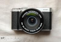 Fujifilm X-M1, análisis