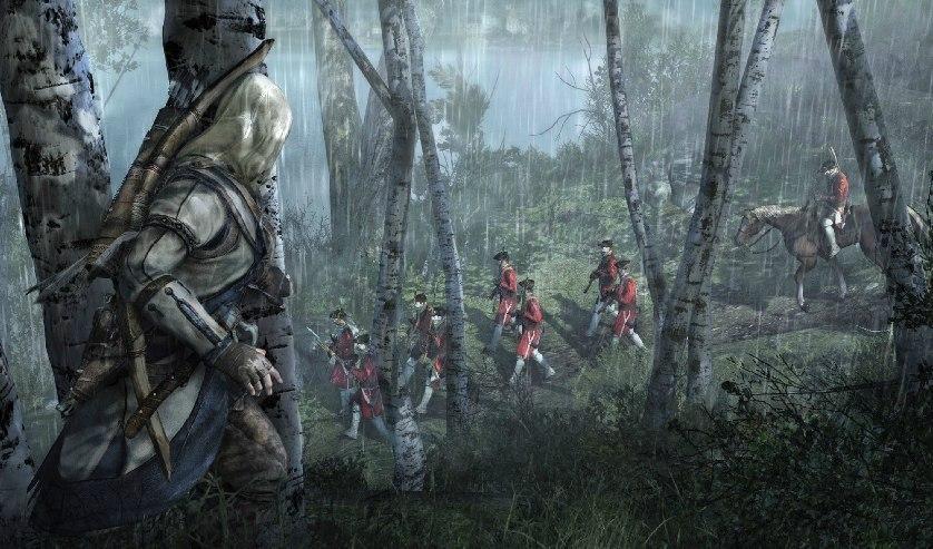 Foto de Assassins Creed III (primeras imágenes) (1/9)