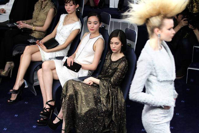 Foto de El desfile de Chanel: los invitados (14/32)