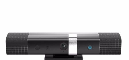 Esta webcam esconde en su interior un completo miniPC para videoconferencias