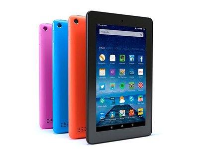 """Fire, la tableta de 7"""" de Amazon, ahora 15 euros más barata"""