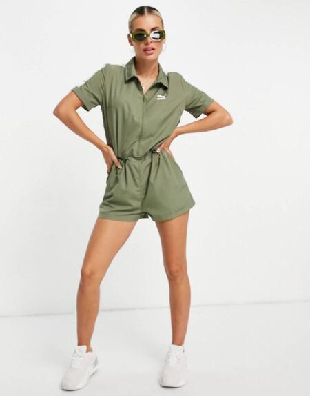 Mono Verde De Puma Classics