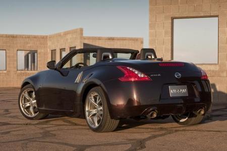 Nissan 370Z Roadster, desde 52.000 euros