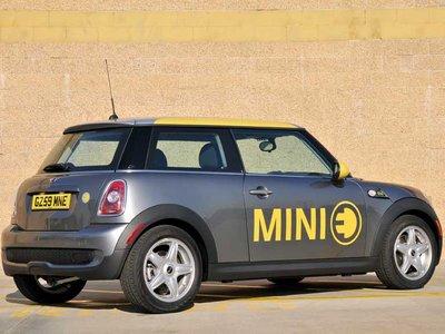 ¡Confirmado! El MINI hatch eléctrico que llegará en 2019 seguirá siendo 'Made in UK'