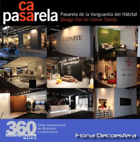 Casa Pasarela 09 y 360 Interiorhome. Decoesfera estuvo allí (I)