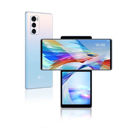 LG Wing: el móvil con doble pantalla giratoria candidato al diseño más arriesgado del año