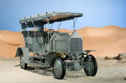 1907 Daimler Dernburg Wagen