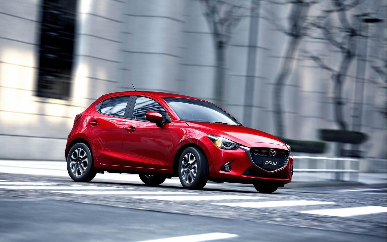 Foto de Mazda 2 2015 (7/24)