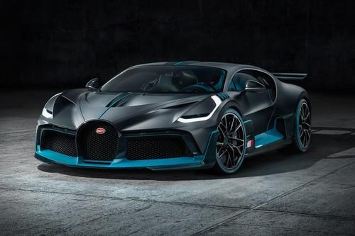 Bugatti Divo, 40 unidades de 1.500 CV a cinco millones de euros cada una (y todos vendidos)