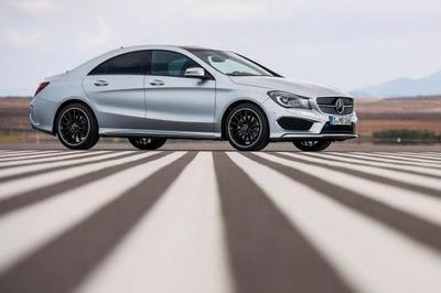 Mercedes CLA, primera imagen definitiva y oficial